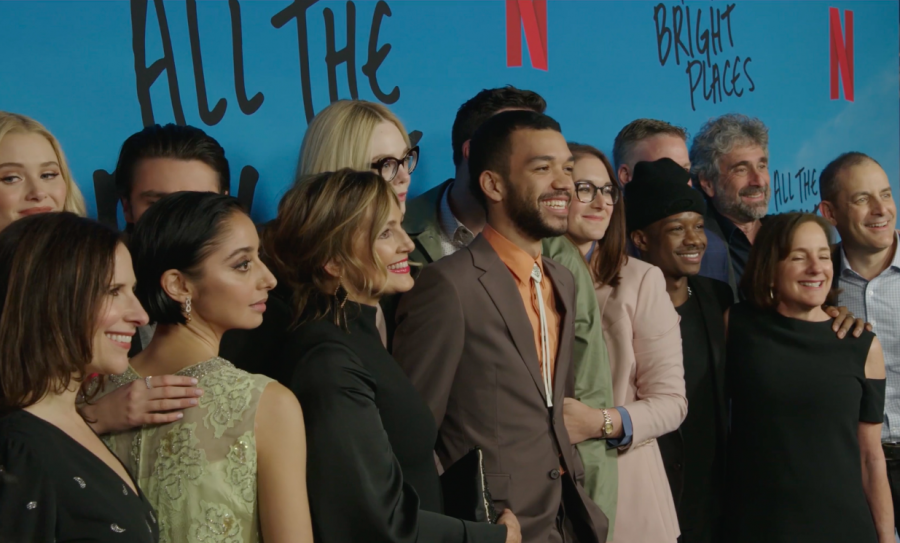 'All the Bright Places' premiered on Netflix on Feb. 28. It currently holds a score of 69% on Rotten Tomatoes.