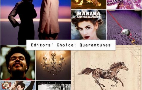 Editors' Choice: Quarantunes