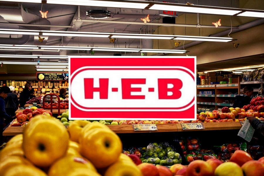HEB+employees%2C+along+with+other+supermarkets%2C+are+essential+employees+during+the+pandemic.+Workers+are+now+being+offered+various+forms+of+protection+at+work+as+well+as+raises+while+they+keep+up+with+high+product+demand.