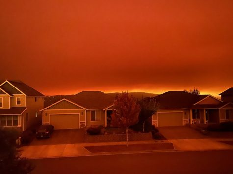 Oregon wildfires ignited by climate change setting an alarm for SEU community