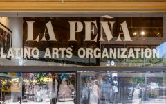 La Pena was founded by sisters Lidia and Cynthia Perez. The gallery is located on 227 Congress Ave.