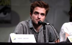 Pattinson at San Diego Comic Con in 2012. He is set to portray the iconic character of Batman, a role that was previously acted by Christian Bale and Ben Affleck, among others.