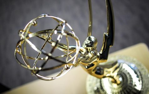 A close up of the iconic Emmy Awards statue. The show only garnered 6.1 million viewers, a drop from last years 6.9 million viewers.