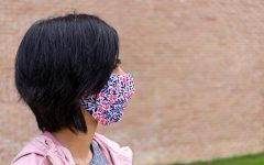 Face covering are required throughout all of campus. Students may remove their face masks when in their apartment living spaces.