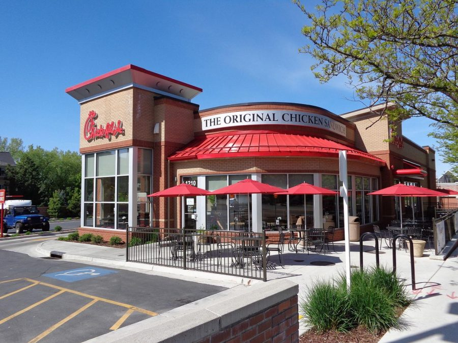 Chick-fil-A+has+been+open+since+1967.+Despite+remaining+closed+on+Sundays%2C+the+establishment+continues+to+receive+extremely+high+amounts+of+business.