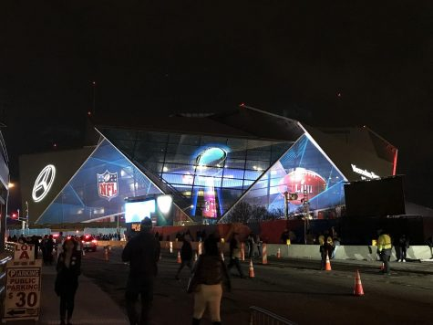 The Mercedes-Benz Stadium in Atlanta, Georgia is one of the stadiums that will be turned into a voting site for the upcoming election. The involvement of sporting franchises is likely to drive up voter turnout, which was at a two decade-low in 2016.