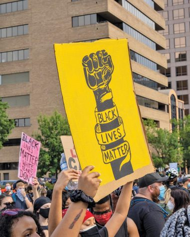 Black Lives Matter protests exploded across the country this past summer after the murder of George Floyd. 93% of them were shown to be peaceful ones, according to Time Magazine.