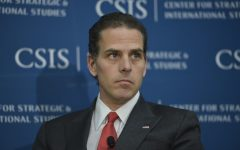 Picture of Hunter Biden at CSIS conference.