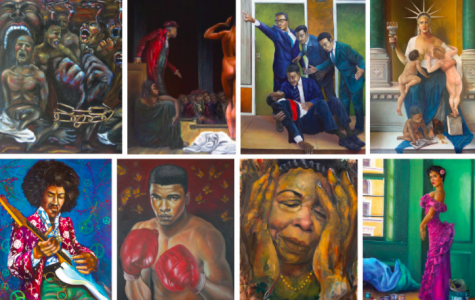 'Work in Progress' was unveiled on Aug. 28 and will run until Dec. 31. The gallery is located at 84 Waller.