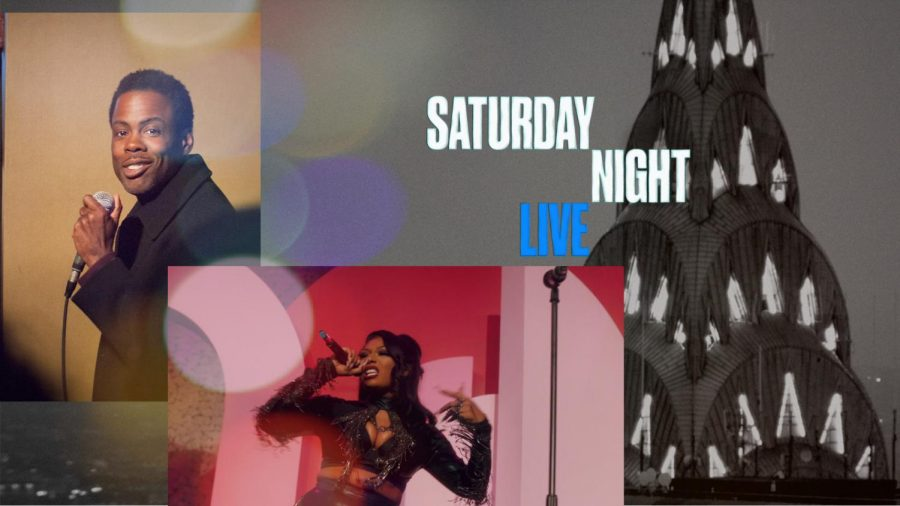 The return of 'SNL' featured Chris Rock as the host and Megan Thee Stallion as the musical guest. This was the most watched season premiere since 2016.