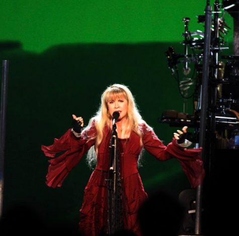 Nicks is best known for being a part of the award-winning band Fleetwood Mac. Her last solo studio album was