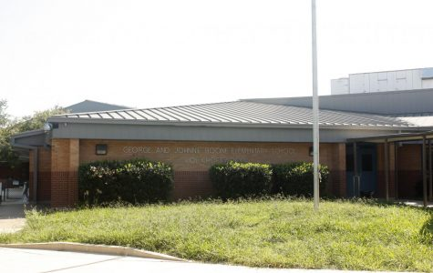 Boone Elementary School returned to in-person classes on Monday, Oct. 5. The school is located on Crawford Dr. in SW Austin.