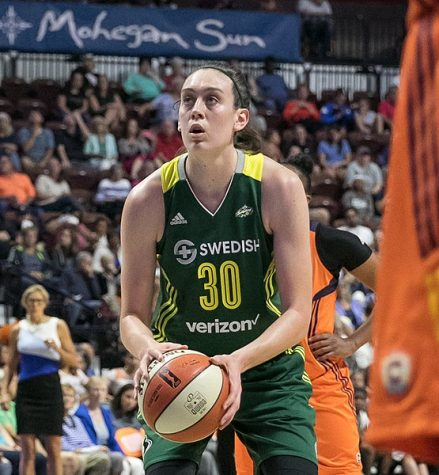 Breanna Stewart will be entering her fifth season with the Storm. Stewart served as a team ambassador in 2019 while rehabbing from an achilles injury.