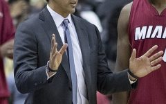 Erik Spoelstra began with the team in 1995 as a video coordinator. Spoelstra has coached NBA greats such as LeBron James, Dwayne Wade, and Jimmy Butler.