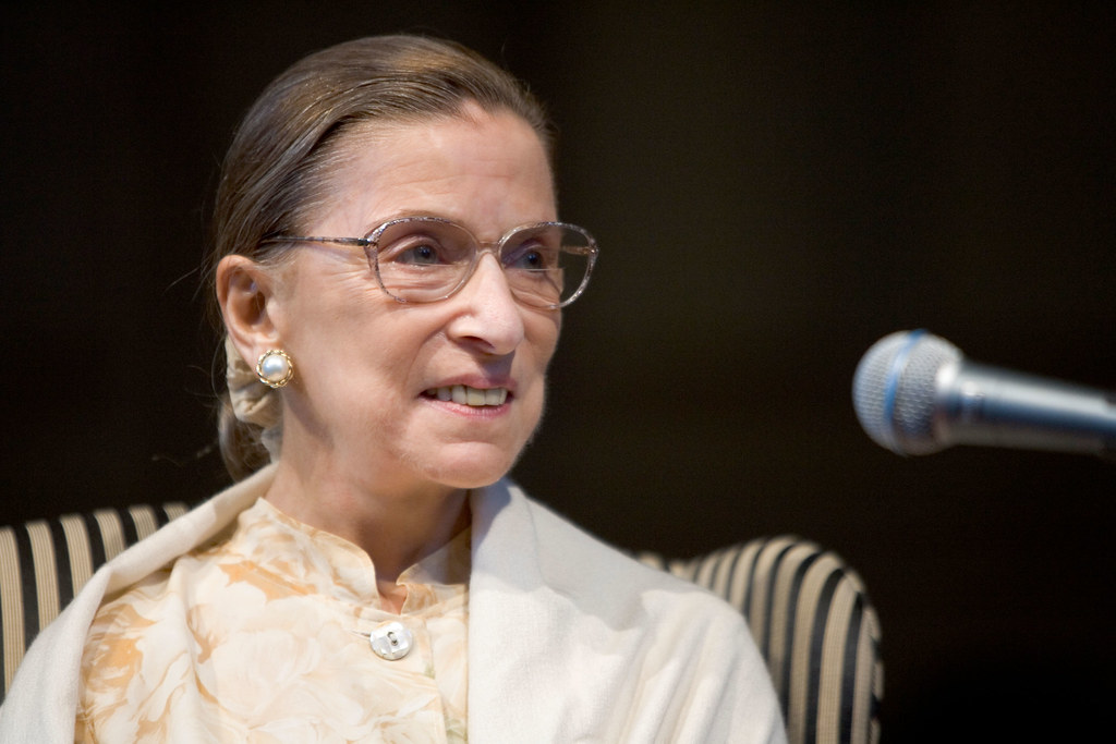 """According to a 1993 archive from Congressional Quarterly Almanac, """"[Judge] Ginsburg was known as a restrained and fair-minded judge who did her homework and then some."""" She was """"considered moderate to conservative on criminal issues and business law,"""" relatively progressive """"on issues such as free speech, religious freedom and separation of church and states,"""" and more liberal on """"civil rights and access to the courts."""""""