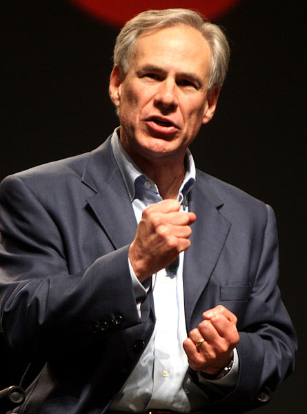 Governor Abbott has repeatedly denounced protests in Texas claiming they are