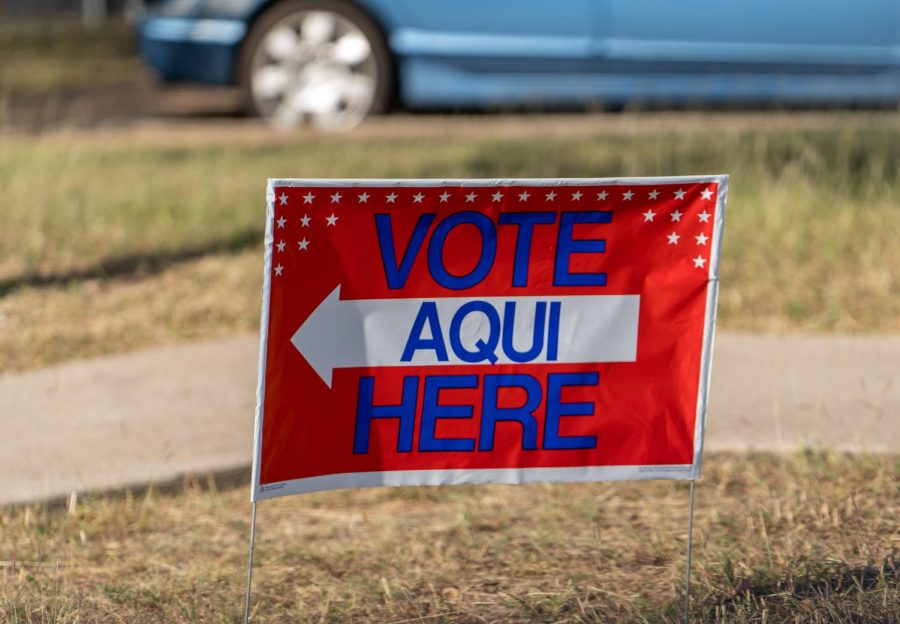 If you are registered to vote in Travis County, you may cast your ballot on campus at the UFCU Alumni Gym on election day, Nov, 3, from 7 a.m. to 7 p.m.