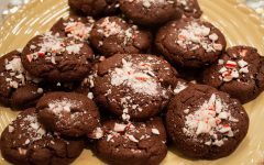 Peppermint and chocolate is one of the most popular holiday combinations, being used in desserts, snacks and drinks. The most pinned holiday dessert in 2016 was thumbprint cookies.