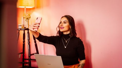 Being a social media influencer has become a profitable career for many young teens, due to the popularity of apps like Youtube, Instagram and TikTok. Influencers can easily make six figures for a single post on any platform.