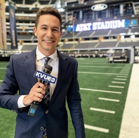 García joined the KVUE team back in July of 2019. He also holds a master