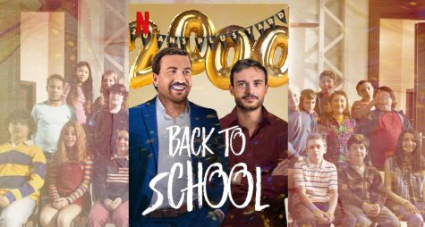 """Back to School"" or ""Le Grande Classe"" is a French feel-good comedy. The film is streaming now on Netflix."