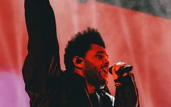 The Weeknd performed at the Pepsi Halftime Show for Super Bowl LV. Due to COVID-19, The Weeknd featured no guest performer.