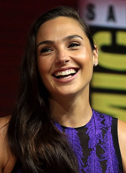 Gal Gadot stars as Wonder Woman in