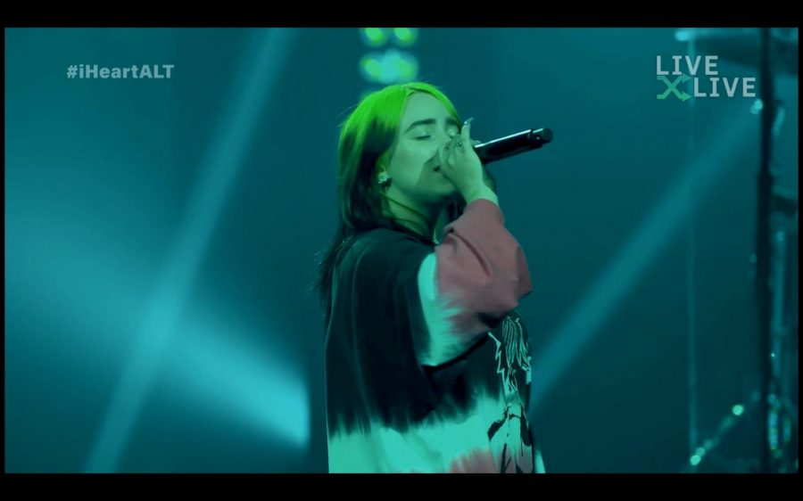 Billie Eilish headlined iHeartRadios' ALTer Ego Festival alongside Foo Fighters. 2021 marks the third annual festival for ALTer ego.