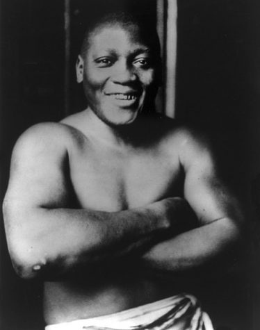 The Galveston Giant: Jack Johnson, boxing's first black heavyweight champion