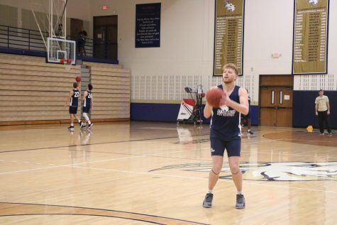 Krafka joined the team as a senior transfer last season, and averaged 11.8 points per game during conference play this season.