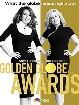 Amy Poehler and Tina Fey hosted the 78th Annual Golden Globes Awards. The show was held virtually due to the pandemic.