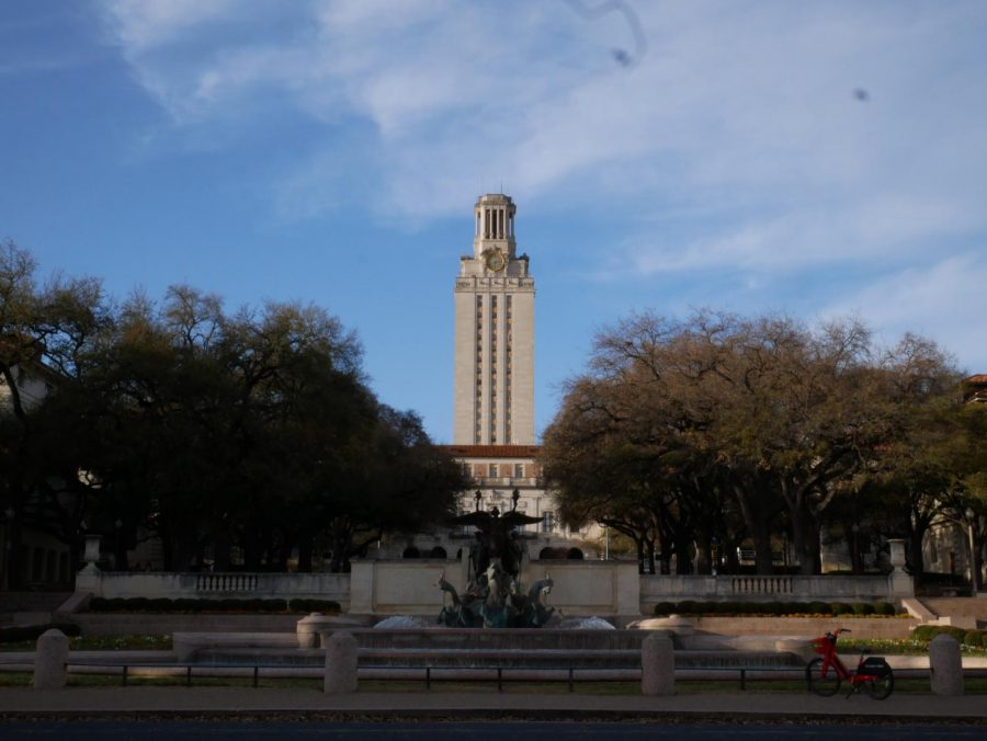 The University of Texas has conducted online classes via Zoom since the beginning of the pandemic in March 2020.