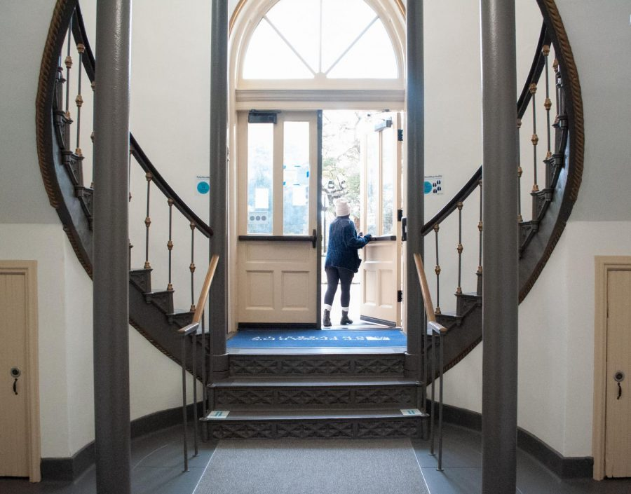 St. Edward's students can currently choose two classes to be taken as pass/no pass.