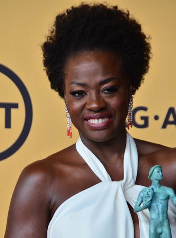 "Viola Davis made history at the SAG Awards as the first Black woman to win lead actress twice. Davis won lead actress for her portrayal of Ma Rainey in ""Ma Rainey"