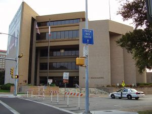 The Austin Police Department headquarters was barricaded all last summer in response to protests. This year, the department saw its largest budget increase in history.