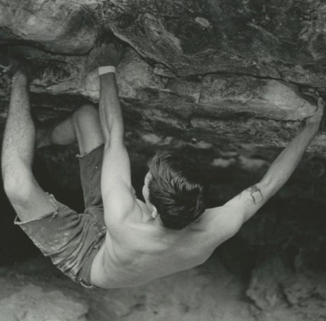 The St. Edwards club climbing team on an adventure.