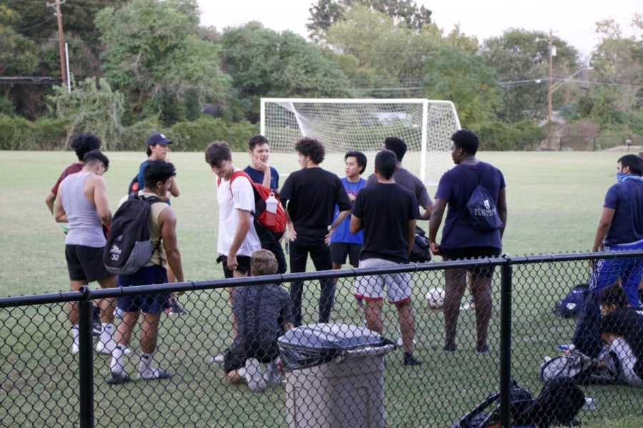 SEU mens club soccer team prepares for the 2021 season