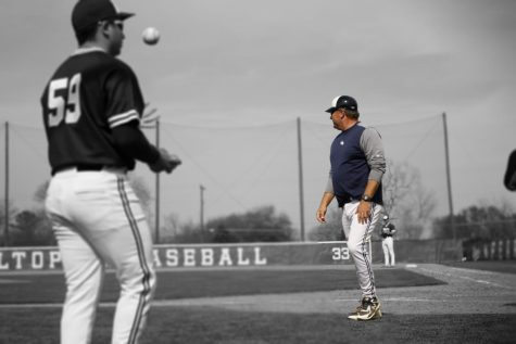 Rob Penders joined the Hilltop in 2007 as the head coach of the mens baseball team. The petition, made in an effort to terminate him from his role, is growing steadily.